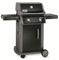 Weber Spirit Original E 210 black