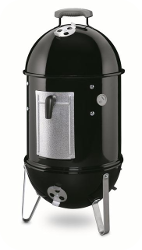 Weber Smokey Mountain Cooker 37 Black