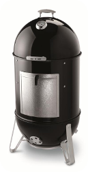 Weber Smokey Mountain Cooker 57 Black